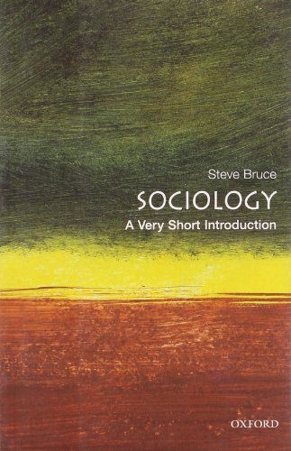 Sociology: A Very Short Introduction by Steve Bruce