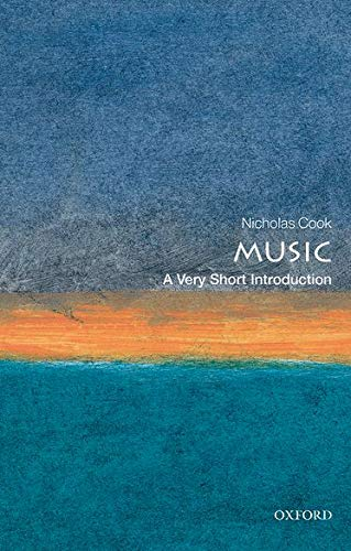 Music: A Very Short Introduction By Nicholas Cook