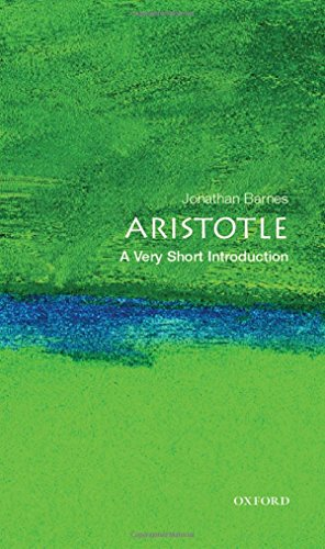 Aristotle: A Very Short Introduction by Jonathan Barnes