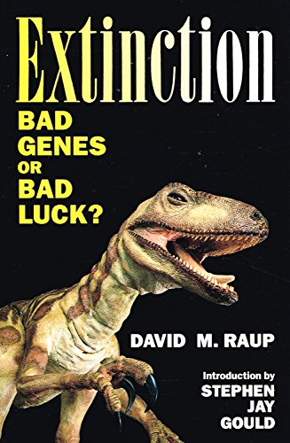 Extinction By David M. Raup
