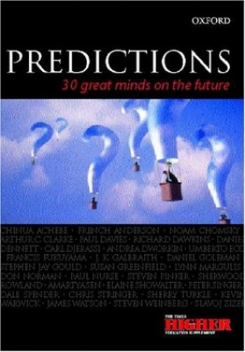 Predictions By Sian Griffiths
