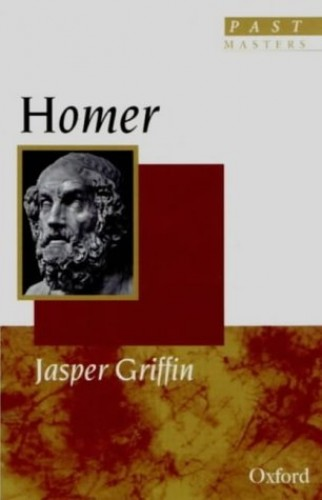 Homer By Jasper Griffin