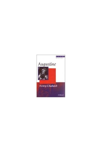 Augustine By Henry Chadwick