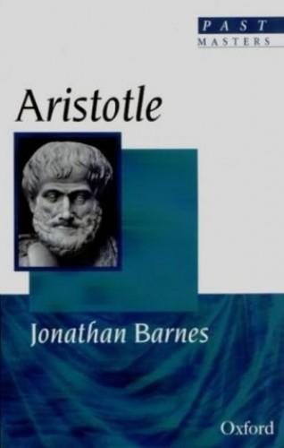 Aristotle By Jonathan Barnes