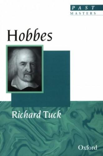 Hobbes By Richard Tuck