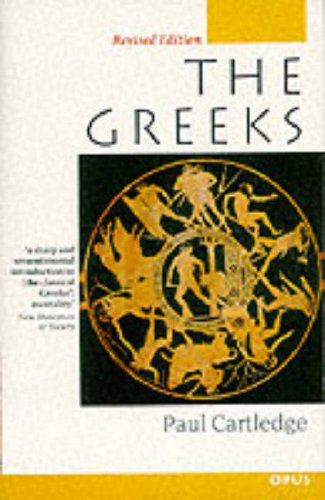 The Greeks: A Portrait of Self and Others by Paul Cartledge