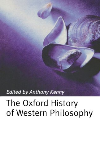 The Oxford History of Western Philosophy By Anthony Kenny (Pro-Vice-Chancellor, Pro-Vice-Chancellor, Oxford University)