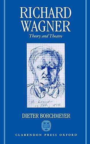Richard Wagner By Dieter Borchmeyer