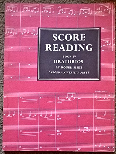 Score Reading By Roger Fiske