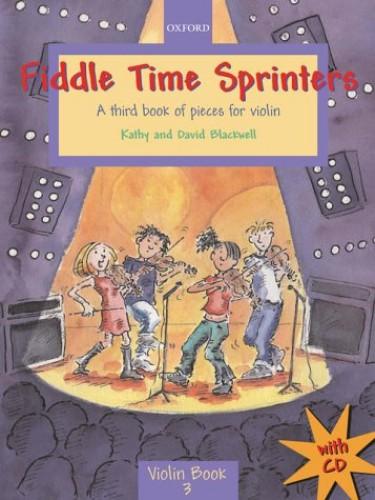 Fiddle Time Sprinters von Kathy Blackwell