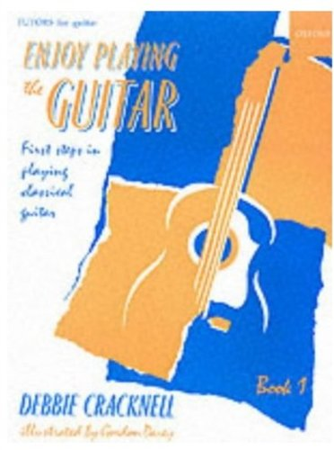 Enjoy Playing the Guitar By By (composer) Debbie Cracknell
