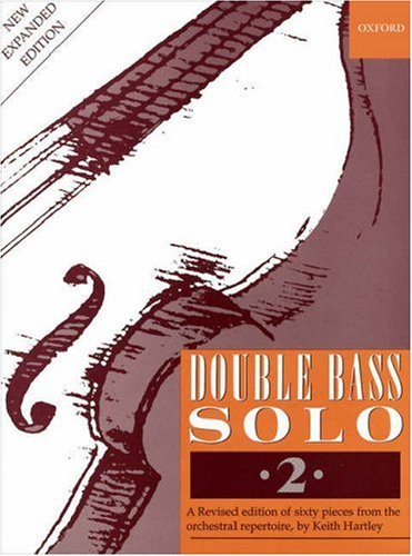 Double Bass Solo 2 By Keith Hartley
