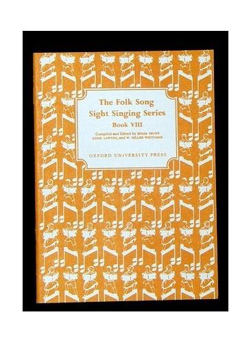 Folk Song Sight Singing By Edgar Crowe