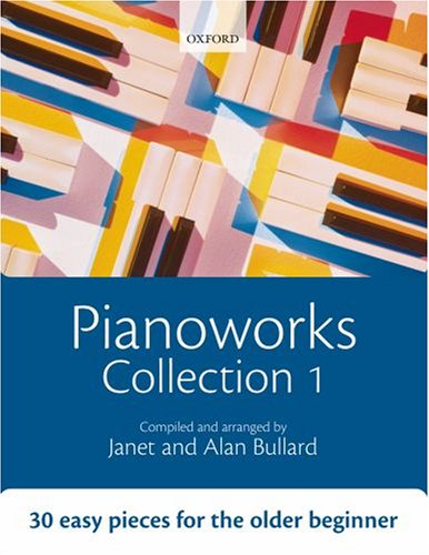 Pianoworks Collection 1 By By (composer) Alan Bullard