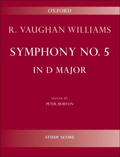 Symphony No. 5 By Ralph Vaughan Williams