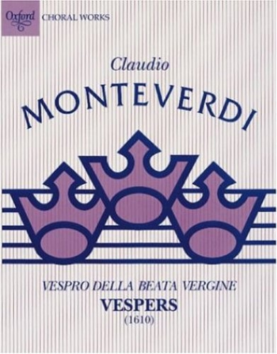 Vespers (1610) By Claudio Monteverdi