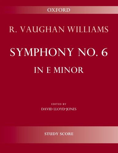Symphony No. 6 By By (composer) Ralph Vaughan Williams