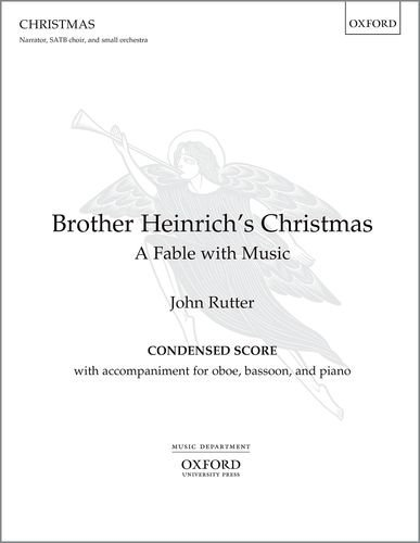 Brother Heinrich's Christmas By John Rutter
