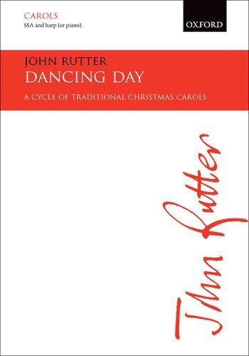 Dancing Day: Vocal Score By By (composer) John Rutter
