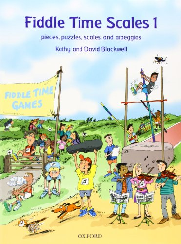 Fiddle Time Scales 1 von Kathy Blackwell