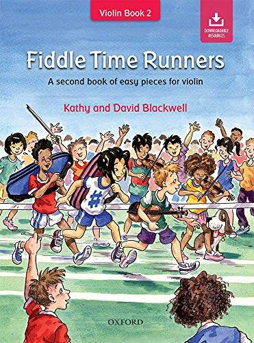 Fiddle Time Runners By Kathy Blackwell
