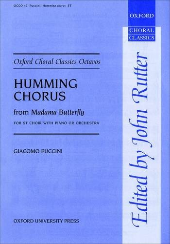 Humming Chorus from Madama Butterfly By Giacomo Puccini