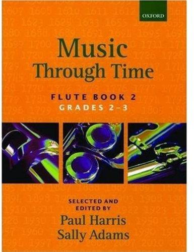Music Through Time Flute Book 2 by Paul Harris