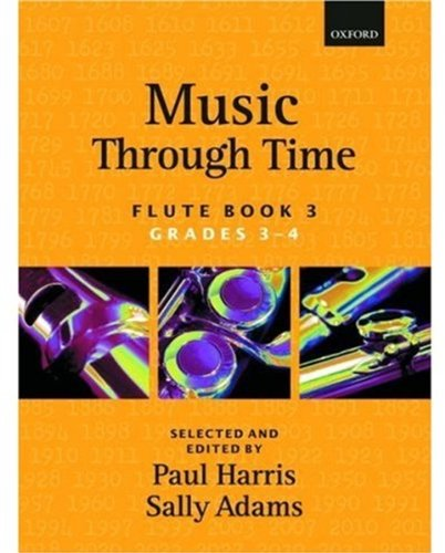 Music through Time Flute Book 3: Bk. 3 Arranged by (music) Paul Harris