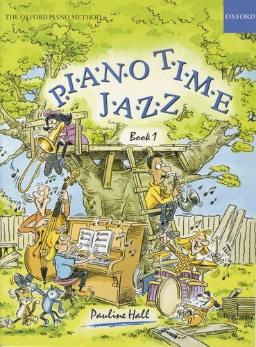 Piano Time Jazz Book 1 By By (composer) Pauline Hall
