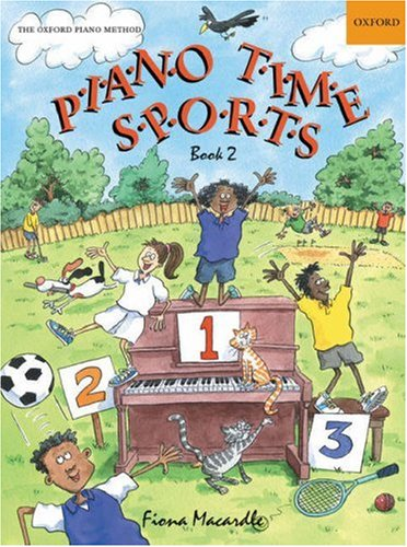 Piano Time Sports (Method) 2 By Fiona Macardle