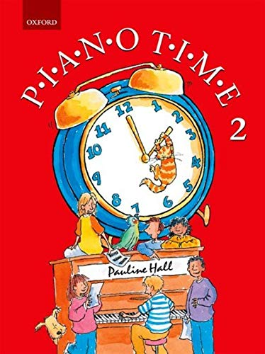 Piano Time 2: Bk. 2 By (composer) Pauline Hall