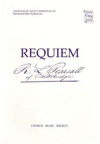 Requiem By Robert Pearsall
