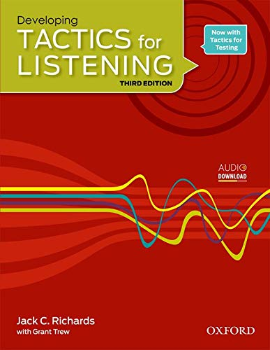 Tactics for Listening: Developing: Student Book By .