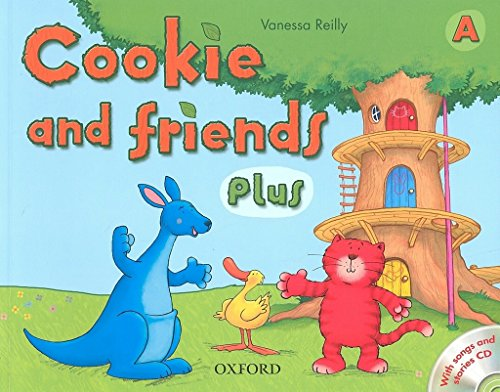 Cookie and Friends: A: Plus Pack By Vanessa Reilly