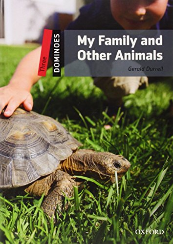 Dominoes: Three: My Family and Other Animals By Gerald Durrell