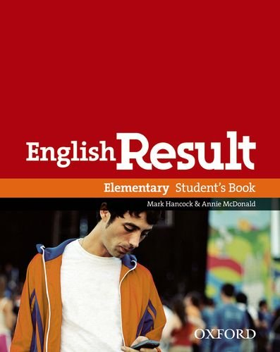 English Result Elementary: Student's Book by Paul Hancock