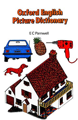 Oxford English Picture Dictionary (Paperback) By E. C. Parnwell