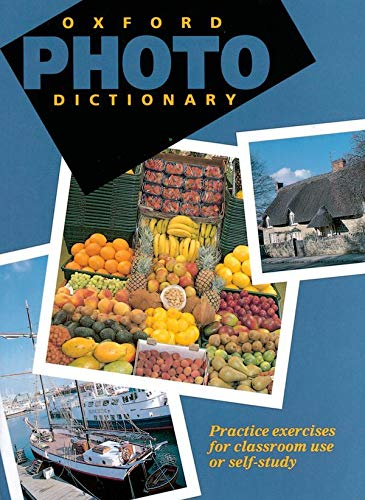 Oxford Photo Dictionary:: Monolingual Edition (Paperback) by