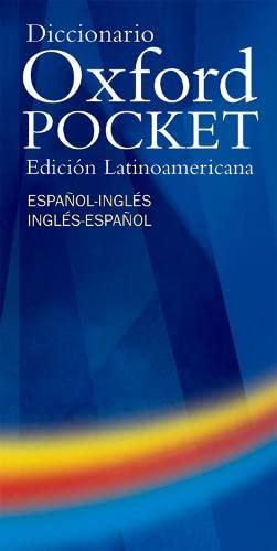 Diccionario Oxford Pocket Edicion Latinoamericana