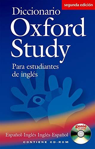 Diccionario Oxford Study Para Estudiantes de Ingles By Author
