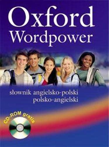 Oxford Wordpower: slownik angielsko-polski / polsko-angielski