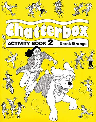 Chatterbox: Level 2: Activity Book By Derek Strange