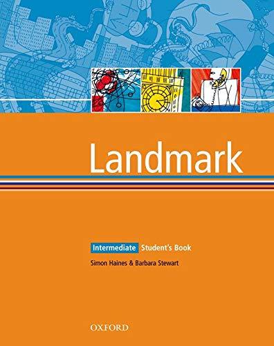 Landmark: Intermediate: Student's Book By Simon Haines