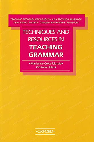 Techniques and Resources in Teaching Grammar By Marianne Celce-Murcia
