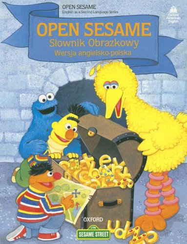 Open Sesame Picture Dictionary By Jill Wagner Schimpff