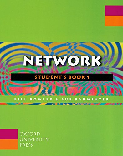 Network: 1: Student's Book By Bill Bowler