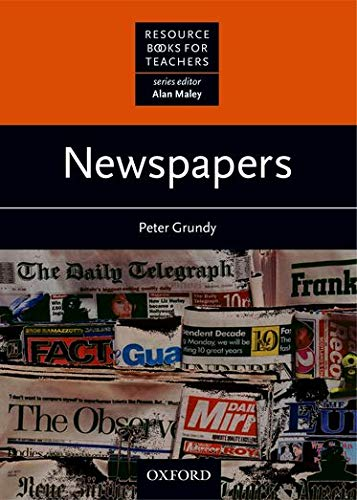 Newspapers By Peter Grundy