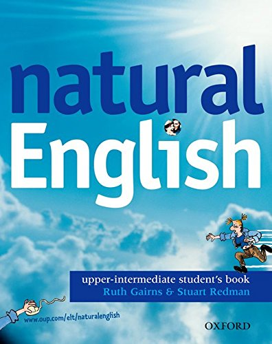 Natural English Upper Intermediate Students Book By Ruth Gairns