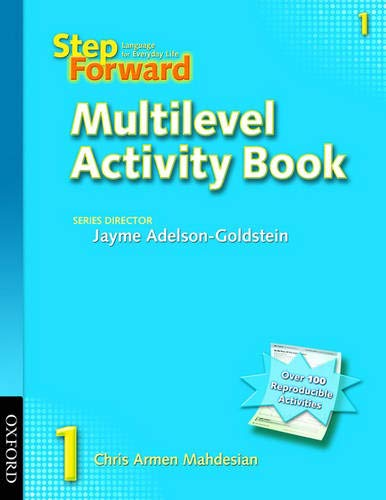 Step Forward 1: Multilevel Activity Book By Barbara Denman