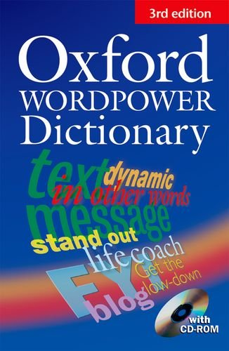 Oxford Wordpower Dictionary By OXFORD